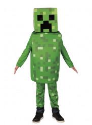 Fato Creeper Minecraft