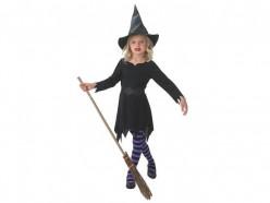 Fato de Bruxa black witch Halloween
