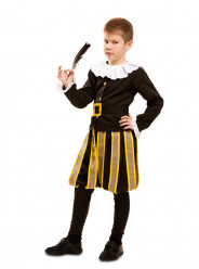 Fato de escritor Cervantes para menino