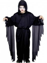 fato de fantasma para menino halloween