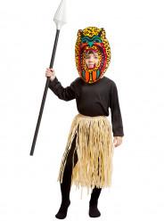 Fato de guerreiro africano