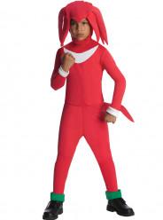 Fato de Knuckles Sonic Menino