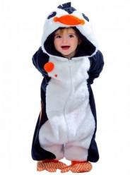 Fato de Pinguim Adorável para Bebé 12-18 Meses