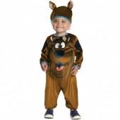 Fato de Scooby Doo bebé