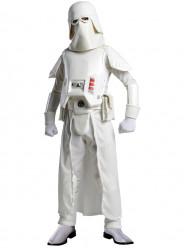 Fato de Snow trooper Star Wars