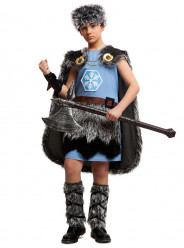 Fato de viking gélido