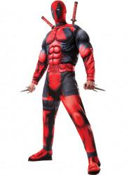 Fato deluxe Deadpool Marvel Adulto