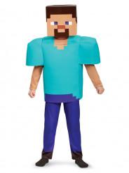 Fato Deluxe Steve Minecraft