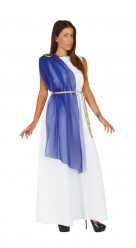 Fato Deusa Grega Adulto
