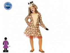 Fato Girafa Menina