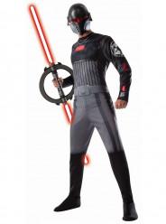 Fato Inquisidor Star Wars Adulto