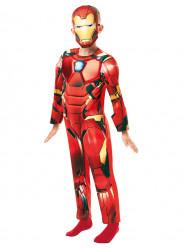 Fato Iron Man Avengers Menino