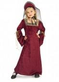 Fato Lady Medieval