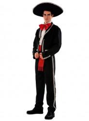 Fato Mariachi Mexicano Adulto