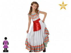Fato Menina Mexicana