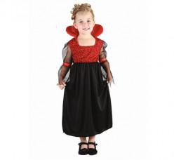 Fato Menina Vampiro Halloween