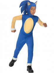 Fato Menino Sonic