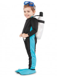 Fato Mergulhador Infantil
