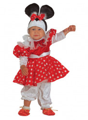 Fato Minnie Menina Bebé