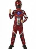 Fato Power Ranger Vermelho