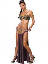 Fato Princesa Leia Sexy Star Wars