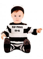 Fato prisioneiro para bebé