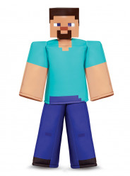Fato Steve Minecraft prestige