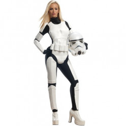 Fato Stormtrooper Star Wars Adulto Mulher