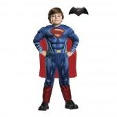 Fato Super Homem c/Musculos Cx
