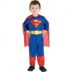 Fato Super homem de bebé