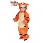 Fato Tigre Winnie the Pooh.