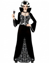 Fato Vampiresa Royal Adulto halloween