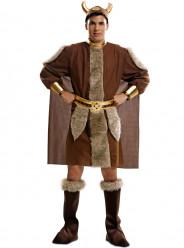 Fato Viking Nórdico Adulto
