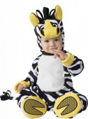 Fato Zebra da Savana para bebé