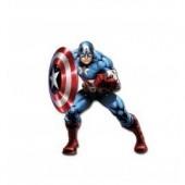 Figura articulada Capitão América