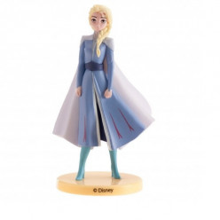 Figura Bolo Elsa Frozen 2