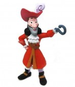 Figura Capitão Gancho - Pirate Jake