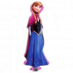 Figura Insuflável Frozen Anna - 54cm