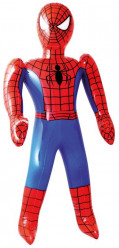 Figura Insuflável Spiderman - 60cm