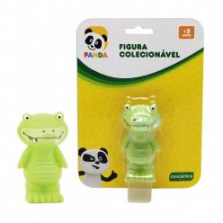 Figura Panda - Crocodilo Crocas