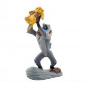 Figura Rafiki Simba Rei Leão
