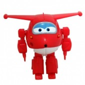 Figura robot Jett Super Wings - 7cm