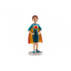 Figura Super Mãe em Resina 13cm