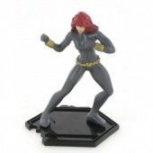 Figura Viuva Negra Avengers 9cm