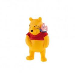 Figura Winnie The Pooh Borboleta