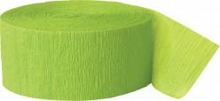 Fita Papel Crepe Verde 24,6m