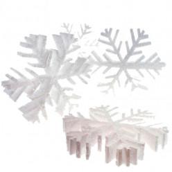 Flocos de Neve Esferovite 12cm