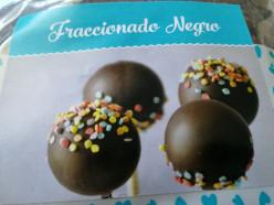 Frachocolat Botões Chocolate Negro 450gr