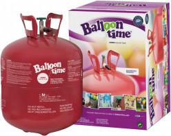 Garrafa Hélio Balloon Time 50 Balões