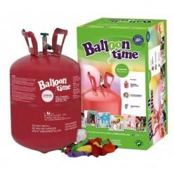 Garrafa Hélio Balloon Time p/ 30 Balões